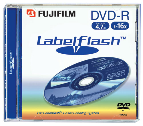 DVD-R Labelflash™